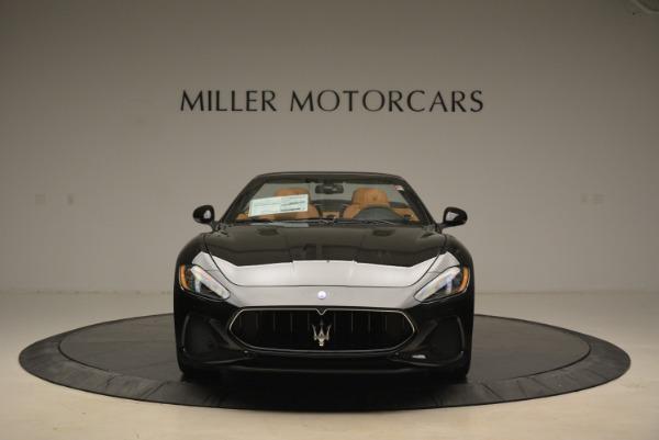 New 2018 Maserati GranTurismo MC Convertible for sale Sold at Bentley Greenwich in Greenwich CT 06830 11
