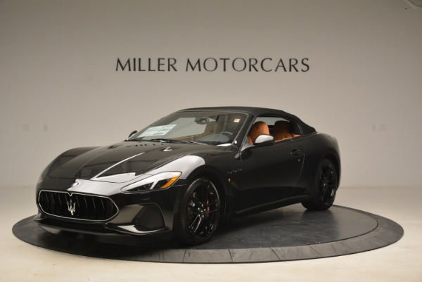 New 2018 Maserati GranTurismo MC Convertible for sale Sold at Bentley Greenwich in Greenwich CT 06830 12