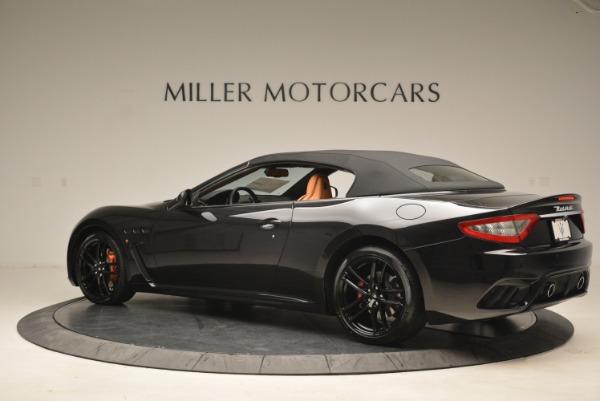 New 2018 Maserati GranTurismo MC Convertible for sale Sold at Bentley Greenwich in Greenwich CT 06830 14