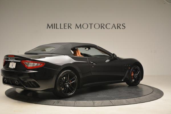 New 2018 Maserati GranTurismo MC Convertible for sale Sold at Bentley Greenwich in Greenwich CT 06830 18
