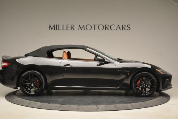 New 2018 Maserati GranTurismo MC Convertible for sale Sold at Bentley Greenwich in Greenwich CT 06830 19