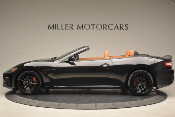 New 2018 Maserati GranTurismo MC Convertible for sale Sold at Bentley Greenwich in Greenwich CT 06830 2