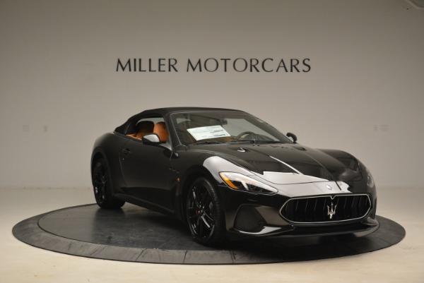 New 2018 Maserati GranTurismo MC Convertible for sale Sold at Bentley Greenwich in Greenwich CT 06830 21