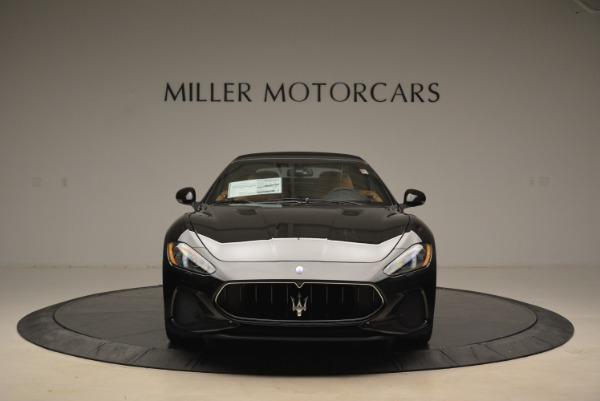 New 2018 Maserati GranTurismo MC Convertible for sale Sold at Bentley Greenwich in Greenwich CT 06830 22