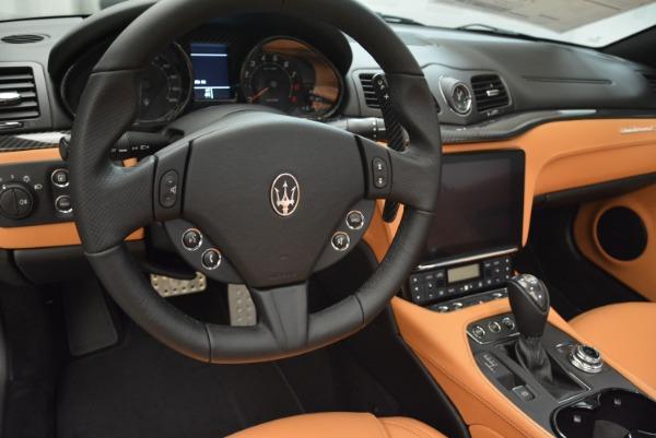 New 2018 Maserati GranTurismo MC Convertible for sale Sold at Bentley Greenwich in Greenwich CT 06830 27