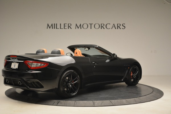New 2018 Maserati GranTurismo MC Convertible for sale Sold at Bentley Greenwich in Greenwich CT 06830 7