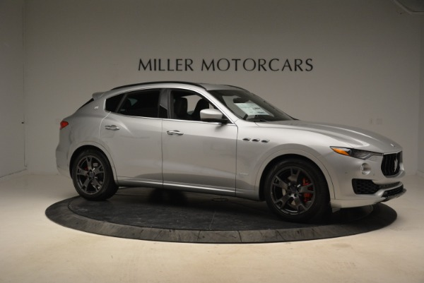 New 2018 Maserati Levante Q4 GranSport for sale Sold at Bentley Greenwich in Greenwich CT 06830 11