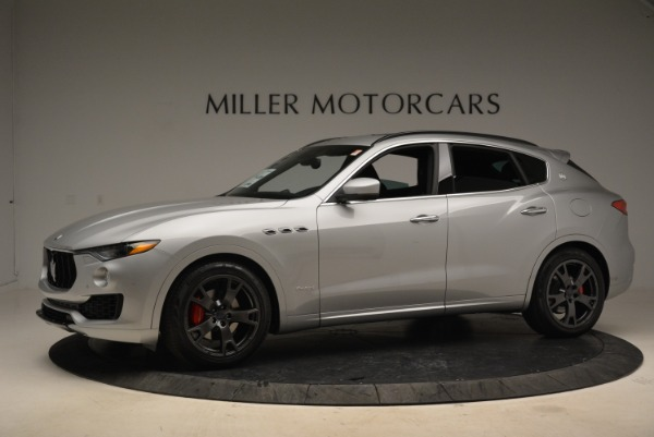 New 2018 Maserati Levante Q4 GranSport for sale Sold at Bentley Greenwich in Greenwich CT 06830 3