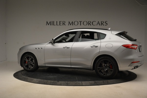 New 2018 Maserati Levante Q4 GranSport for sale Sold at Bentley Greenwich in Greenwich CT 06830 5