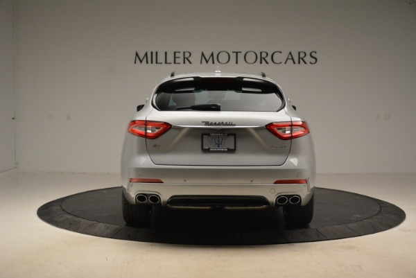 New 2018 Maserati Levante Q4 GranSport for sale Sold at Bentley Greenwich in Greenwich CT 06830 7