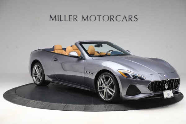 Used 2018 Maserati GranTurismo Sport Convertible for sale $99,900 at Bentley Greenwich in Greenwich CT 06830 10