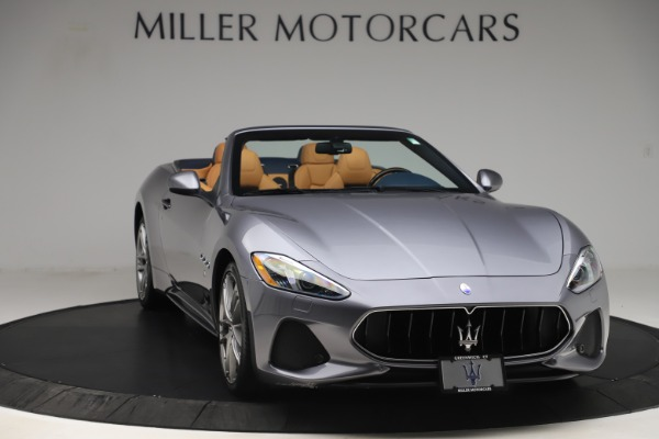 Used 2018 Maserati GranTurismo Sport Convertible for sale Sold at Bentley Greenwich in Greenwich CT 06830 11