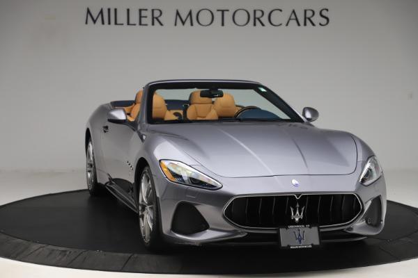 Used 2018 Maserati GranTurismo Sport Convertible for sale $99,900 at Bentley Greenwich in Greenwich CT 06830 11