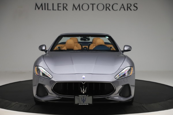 Used 2018 Maserati GranTurismo Sport Convertible for sale Sold at Bentley Greenwich in Greenwich CT 06830 12