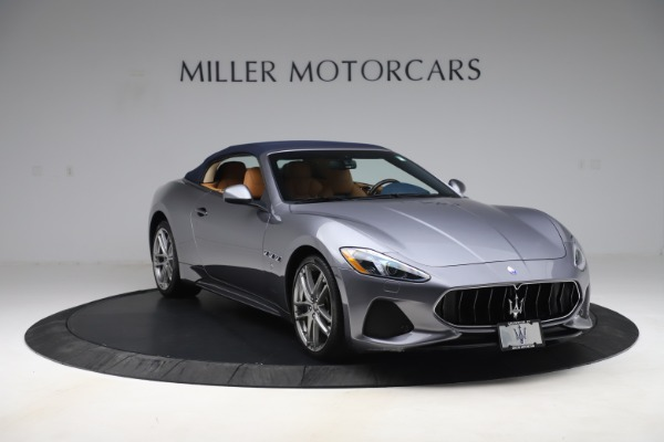Used 2018 Maserati GranTurismo Sport Convertible for sale Sold at Bentley Greenwich in Greenwich CT 06830 13