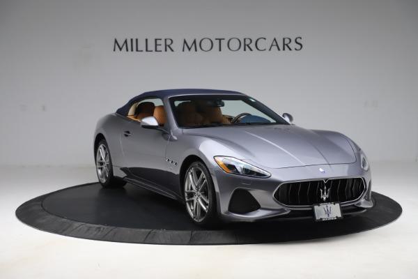 Used 2018 Maserati GranTurismo Sport Convertible for sale $99,900 at Bentley Greenwich in Greenwich CT 06830 13