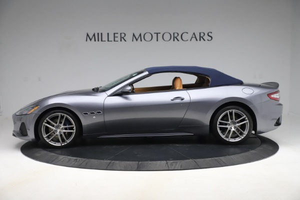 Used 2018 Maserati GranTurismo Sport Convertible for sale $99,900 at Bentley Greenwich in Greenwich CT 06830 15