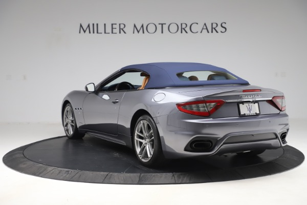 Used 2018 Maserati GranTurismo Sport Convertible for sale Sold at Bentley Greenwich in Greenwich CT 06830 16