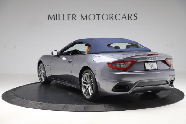 Used 2018 Maserati GranTurismo Sport Convertible for sale $99,900 at Bentley Greenwich in Greenwich CT 06830 16
