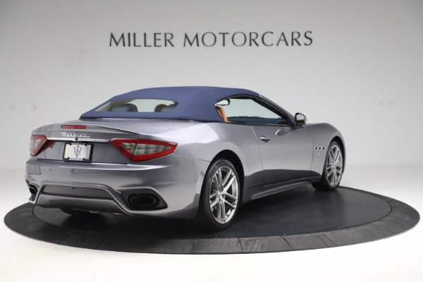 Used 2018 Maserati GranTurismo Sport Convertible for sale Sold at Bentley Greenwich in Greenwich CT 06830 17