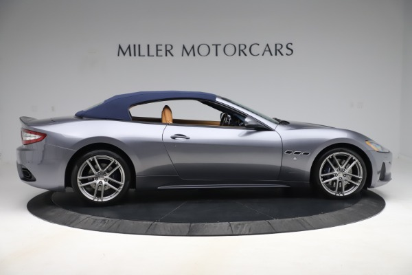 Used 2018 Maserati GranTurismo Sport Convertible for sale Sold at Bentley Greenwich in Greenwich CT 06830 18
