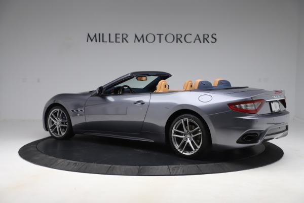 Used 2018 Maserati GranTurismo Sport Convertible for sale $99,900 at Bentley Greenwich in Greenwich CT 06830 4