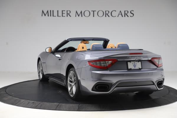 Used 2018 Maserati GranTurismo Sport Convertible for sale $99,900 at Bentley Greenwich in Greenwich CT 06830 5