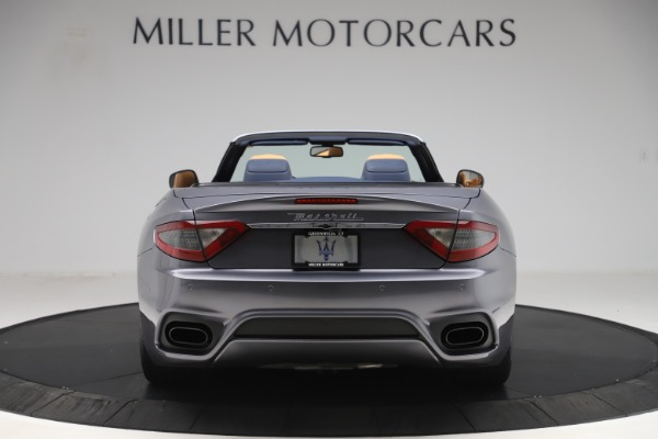 Used 2018 Maserati GranTurismo Sport Convertible for sale Sold at Bentley Greenwich in Greenwich CT 06830 6