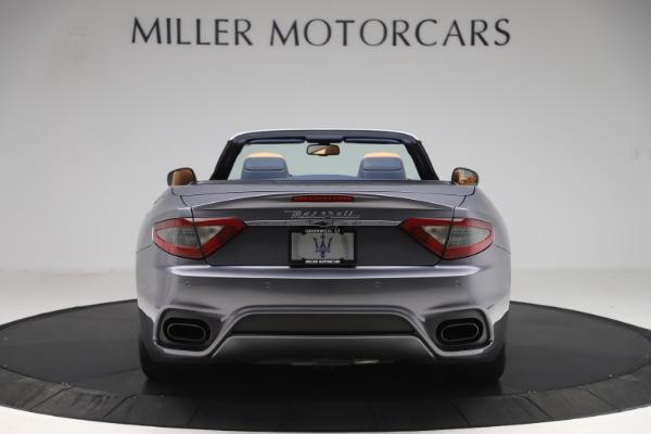 Used 2018 Maserati GranTurismo Sport Convertible for sale $99,900 at Bentley Greenwich in Greenwich CT 06830 6