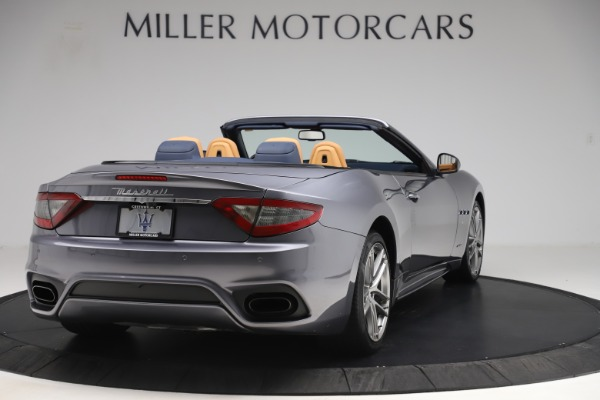 Used 2018 Maserati GranTurismo Sport Convertible for sale Sold at Bentley Greenwich in Greenwich CT 06830 7
