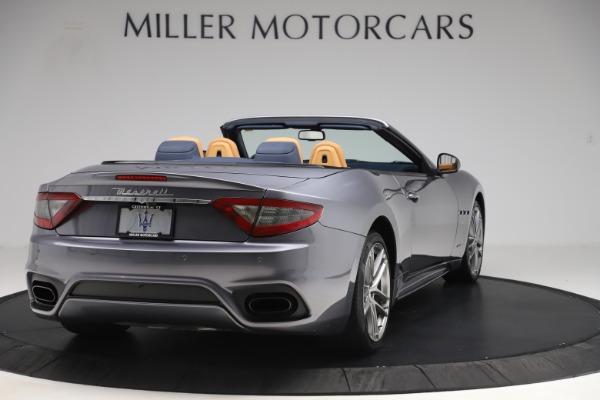 Used 2018 Maserati GranTurismo Sport Convertible for sale $99,900 at Bentley Greenwich in Greenwich CT 06830 7