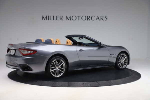 Used 2018 Maserati GranTurismo Sport Convertible for sale Sold at Bentley Greenwich in Greenwich CT 06830 8