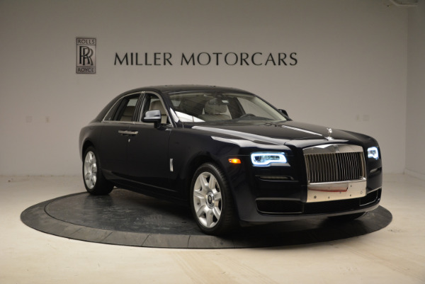 Used 2015 Rolls-Royce Ghost for sale Call for price at Bentley Greenwich in Greenwich CT 06830 11