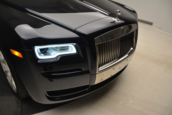 Used 2015 Rolls-Royce Ghost for sale Call for price at Bentley Greenwich in Greenwich CT 06830 14