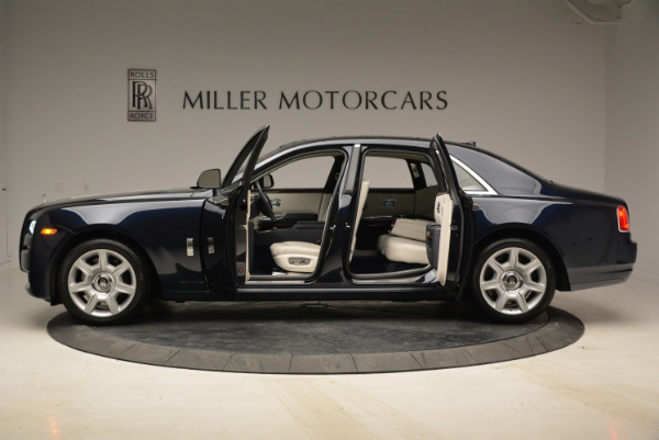 Used 2015 Rolls-Royce Ghost for sale Call for price at Bentley Greenwich in Greenwich CT 06830 16