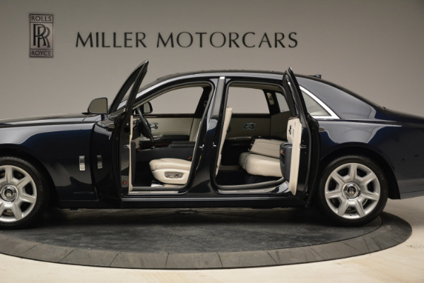 Used 2015 Rolls-Royce Ghost for sale Call for price at Bentley Greenwich in Greenwich CT 06830 17