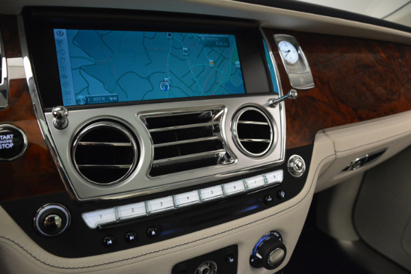 Used 2015 Rolls-Royce Ghost for sale Call for price at Bentley Greenwich in Greenwich CT 06830 22