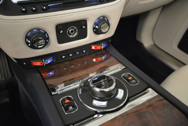 Used 2015 Rolls-Royce Ghost for sale Call for price at Bentley Greenwich in Greenwich CT 06830 23