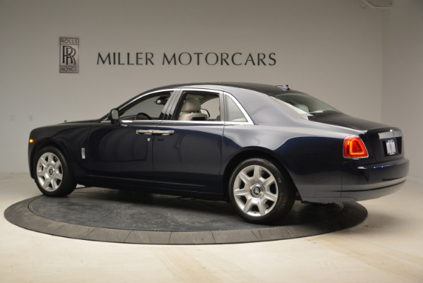 Used 2015 Rolls-Royce Ghost for sale Call for price at Bentley Greenwich in Greenwich CT 06830 4