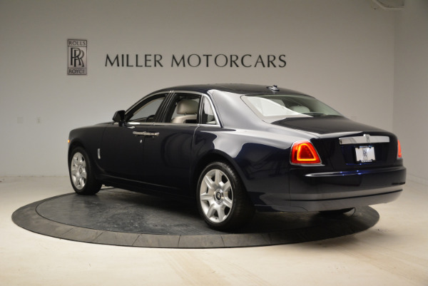 Used 2015 Rolls-Royce Ghost for sale Call for price at Bentley Greenwich in Greenwich CT 06830 5