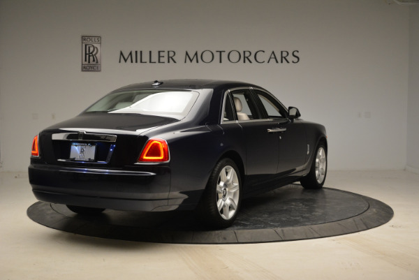 Used 2015 Rolls-Royce Ghost for sale Call for price at Bentley Greenwich in Greenwich CT 06830 7
