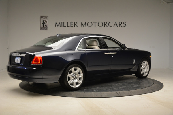 Used 2015 Rolls-Royce Ghost for sale Call for price at Bentley Greenwich in Greenwich CT 06830 8