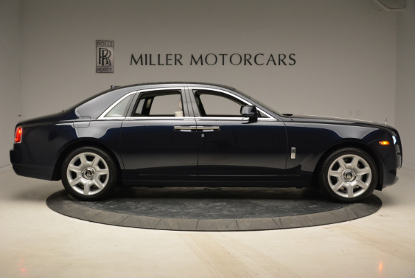 Used 2015 Rolls-Royce Ghost for sale Call for price at Bentley Greenwich in Greenwich CT 06830 9