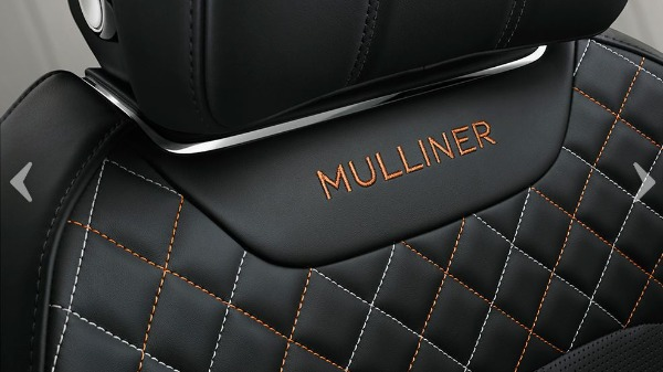 New 2018 Bentley Bentayga Mulliner for sale Sold at Bentley Greenwich in Greenwich CT 06830 12