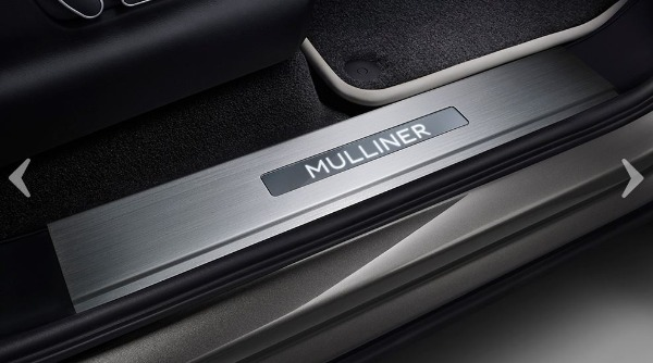 New 2018 Bentley Bentayga Mulliner for sale Sold at Bentley Greenwich in Greenwich CT 06830 14