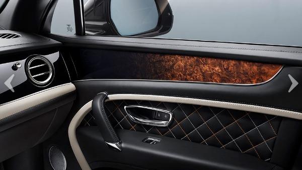 New 2018 Bentley Bentayga Mulliner for sale Sold at Bentley Greenwich in Greenwich CT 06830 15