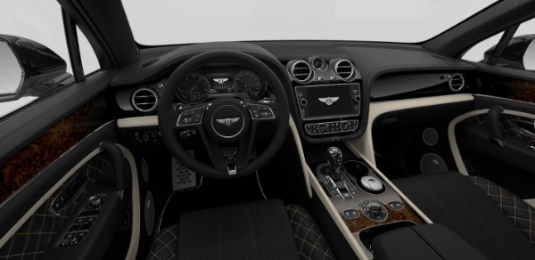New 2018 Bentley Bentayga Mulliner for sale Sold at Bentley Greenwich in Greenwich CT 06830 6