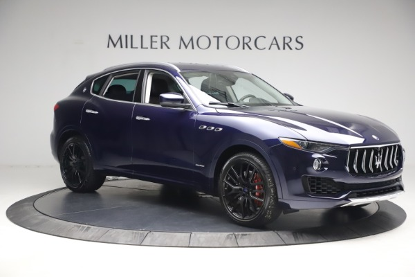 Used 2018 Maserati Levante S Q4 GranLusso for sale $67,900 at Bentley Greenwich in Greenwich CT 06830 10