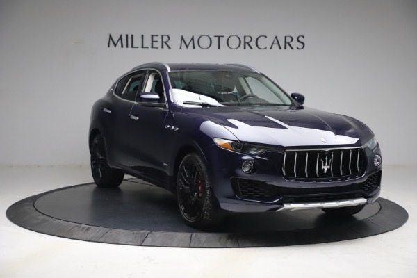 New 2018 Maserati Levante S Q4 GranLusso for sale Sold at Bentley Greenwich in Greenwich CT 06830 11