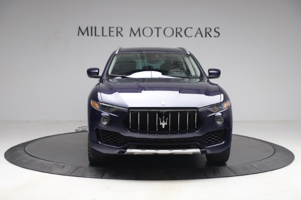 Used 2018 Maserati Levante S Q4 GranLusso for sale $67,900 at Bentley Greenwich in Greenwich CT 06830 12